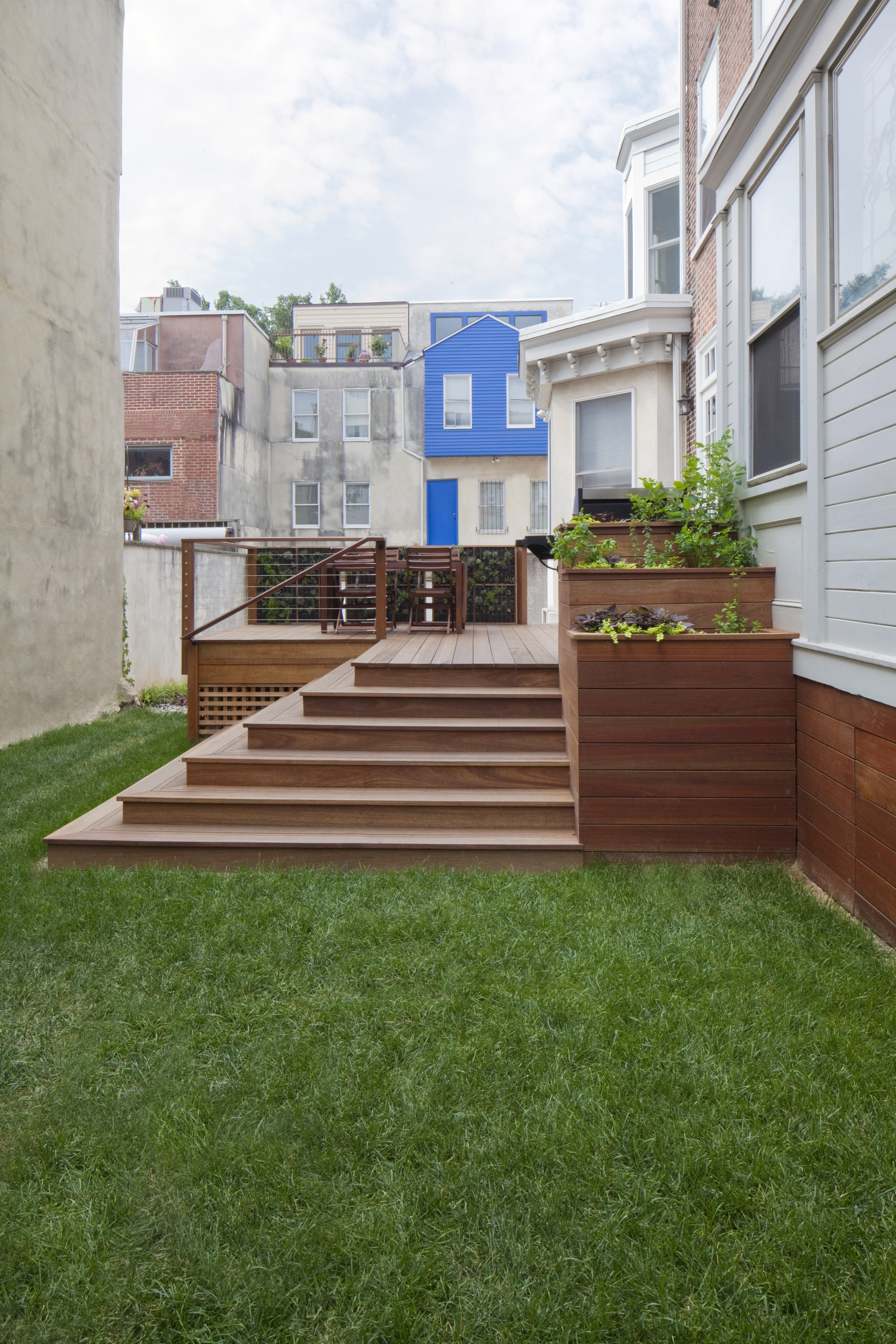 Farimount Terraced Deck