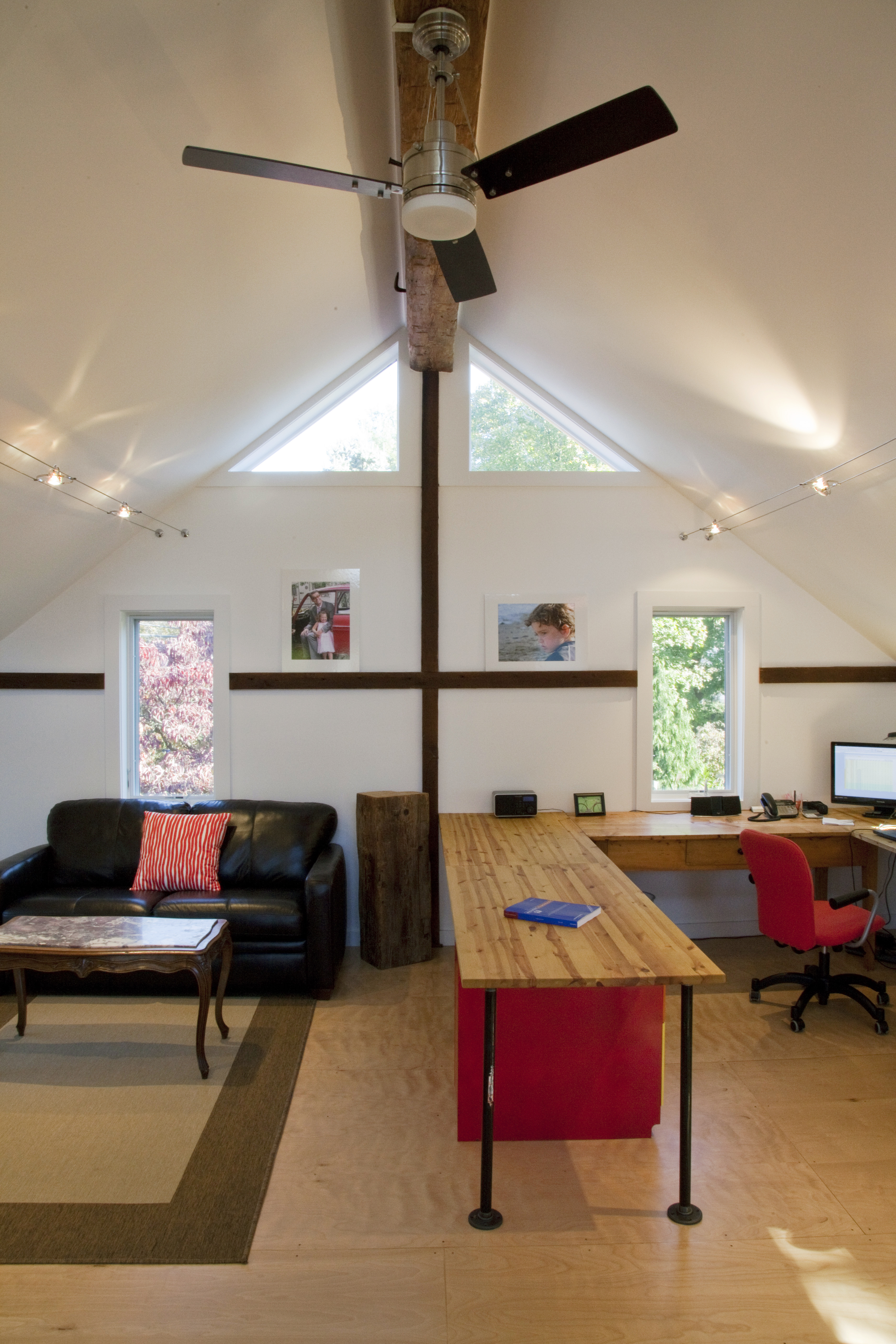 Doylestown Barn Office