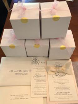 Soap Favor Boxes