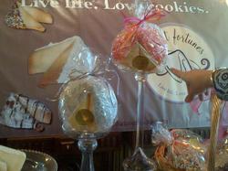 Fortune Cookie Favors & Centerpieces