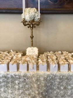 Wedding Custom Candle Gifts
