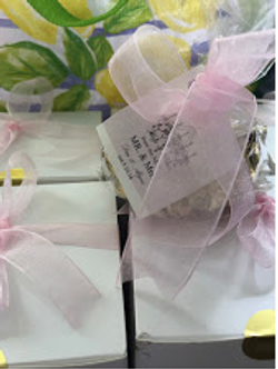 Boxed Chocolate Favors