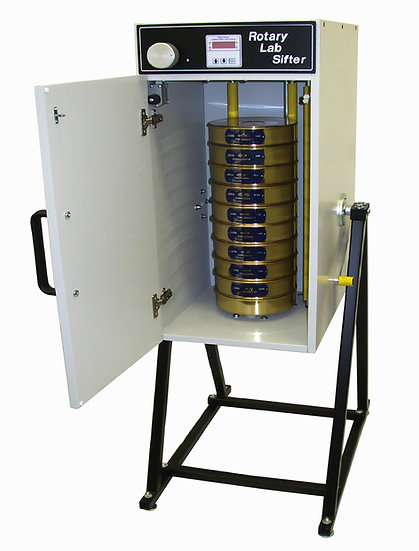 Rotary Lab Sifter