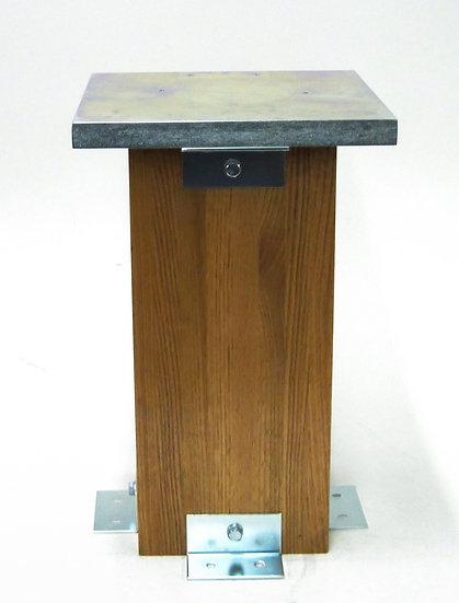 Compaction Pedestal