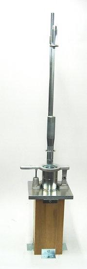 """Compaction Pedestal Set For 4"""" Mold"""