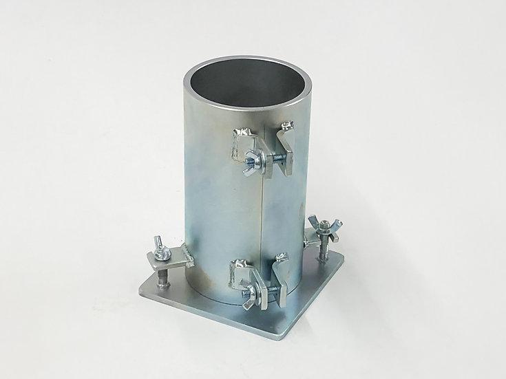 "Cylinder Mold 4 x 8"""