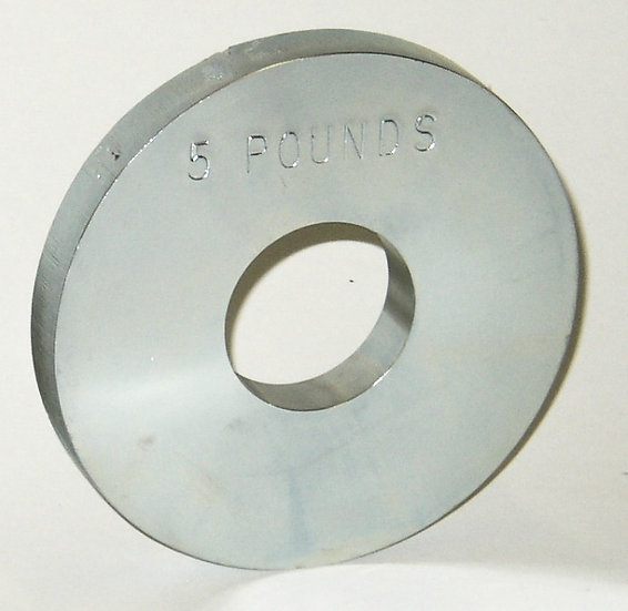 5 lb. Surcharge Weight