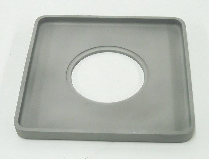 """4"""" Field Density Plate"""