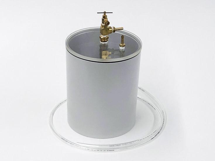 4000 GM Vacuum Pycnometer w/o calibration lid