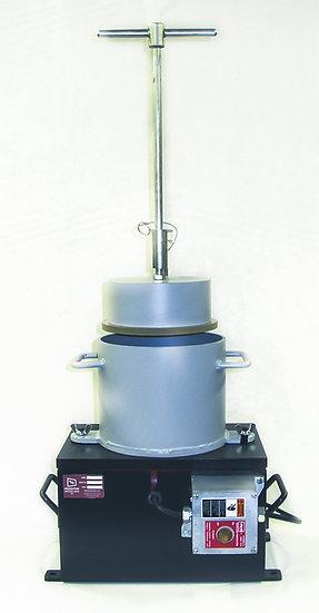 Vebe Consistometer (ASTM C1170)