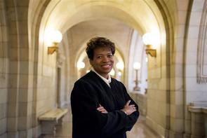 JUDGE STEWART ARGUES DIVERSITY CRUCIAL FOR OHIO SUPREME COURT