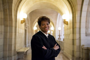 JUDGE STEWART ARGUES DIVERSITY CRUCIAL FOR OHIO SUPREME COURT