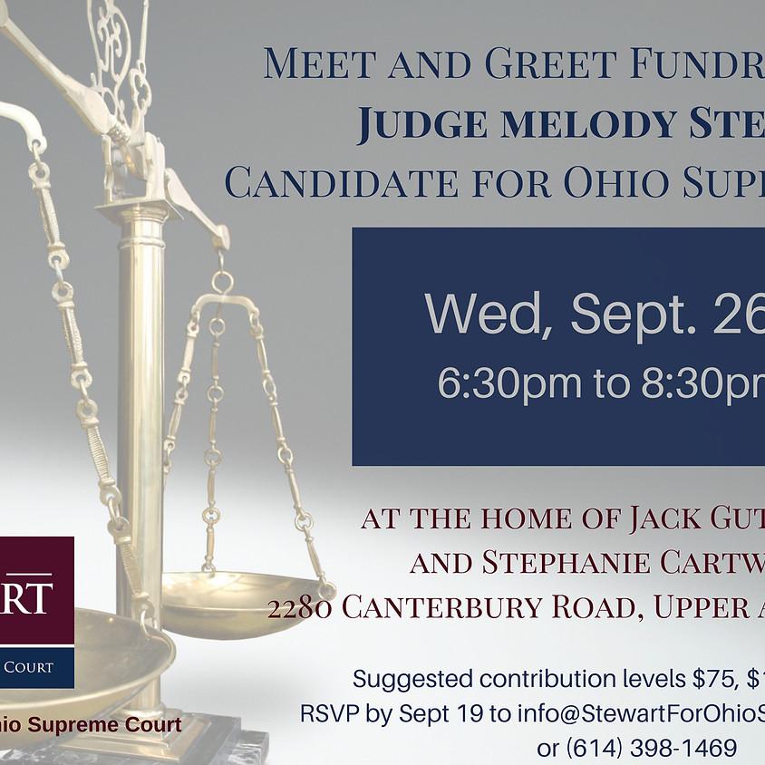 Sep 26: Upper Arlington - Meet & Greet