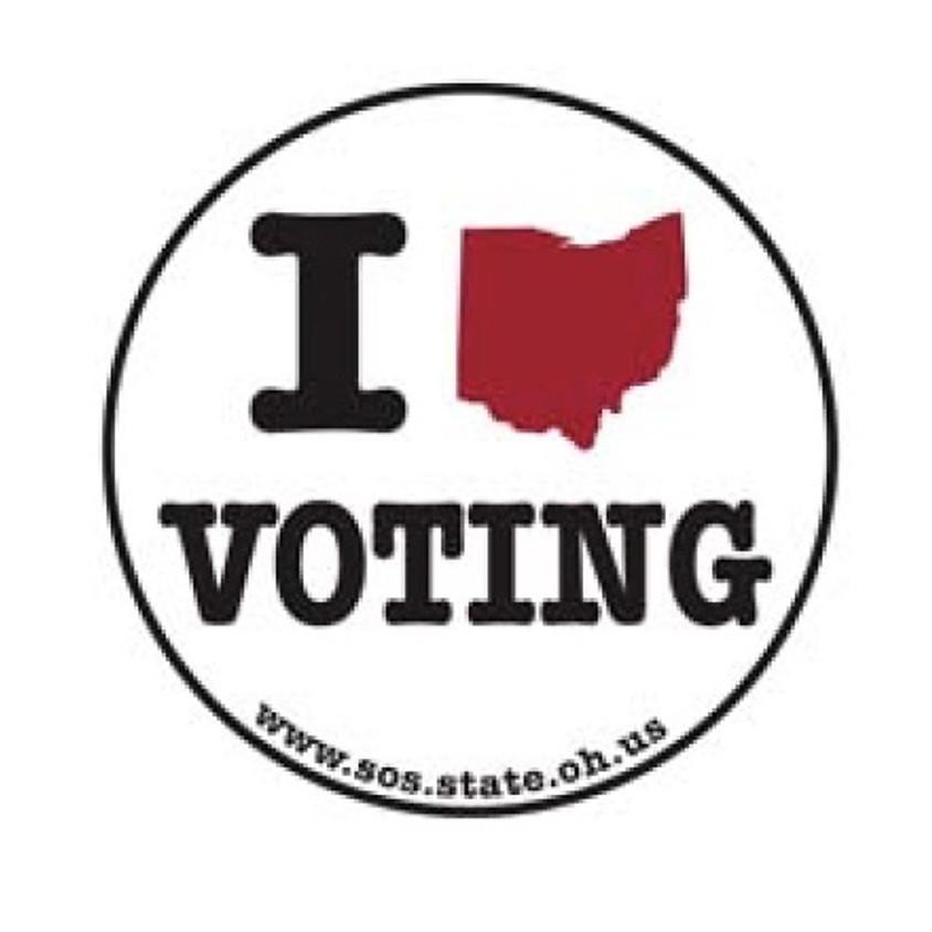 Nov 6: ELECTION DAY!