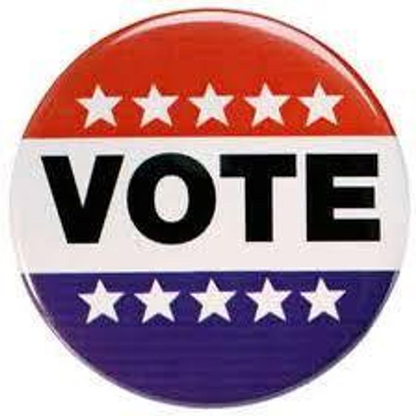 Oct 9: Voter Registration Deadline