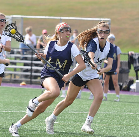 Lacrosse Camps for College Athletes