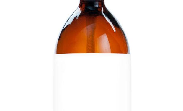 Brown Spray Bottle