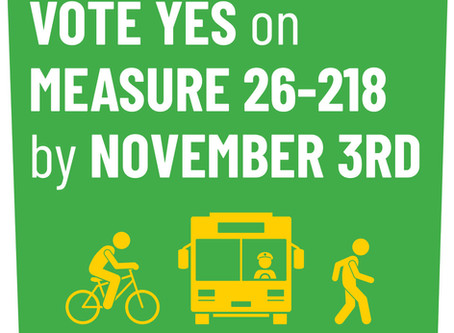 Oregon Trails Coalition November 2020 Ballot Endorsements