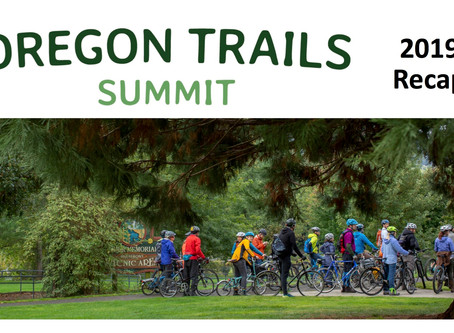 Future Oregon Trails Headlines: Report back from the 2019 Oregon Trails Summit