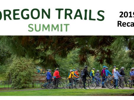 Future Oregon Trails Headlines: Report back from the 2019 Oregon Trails Summit