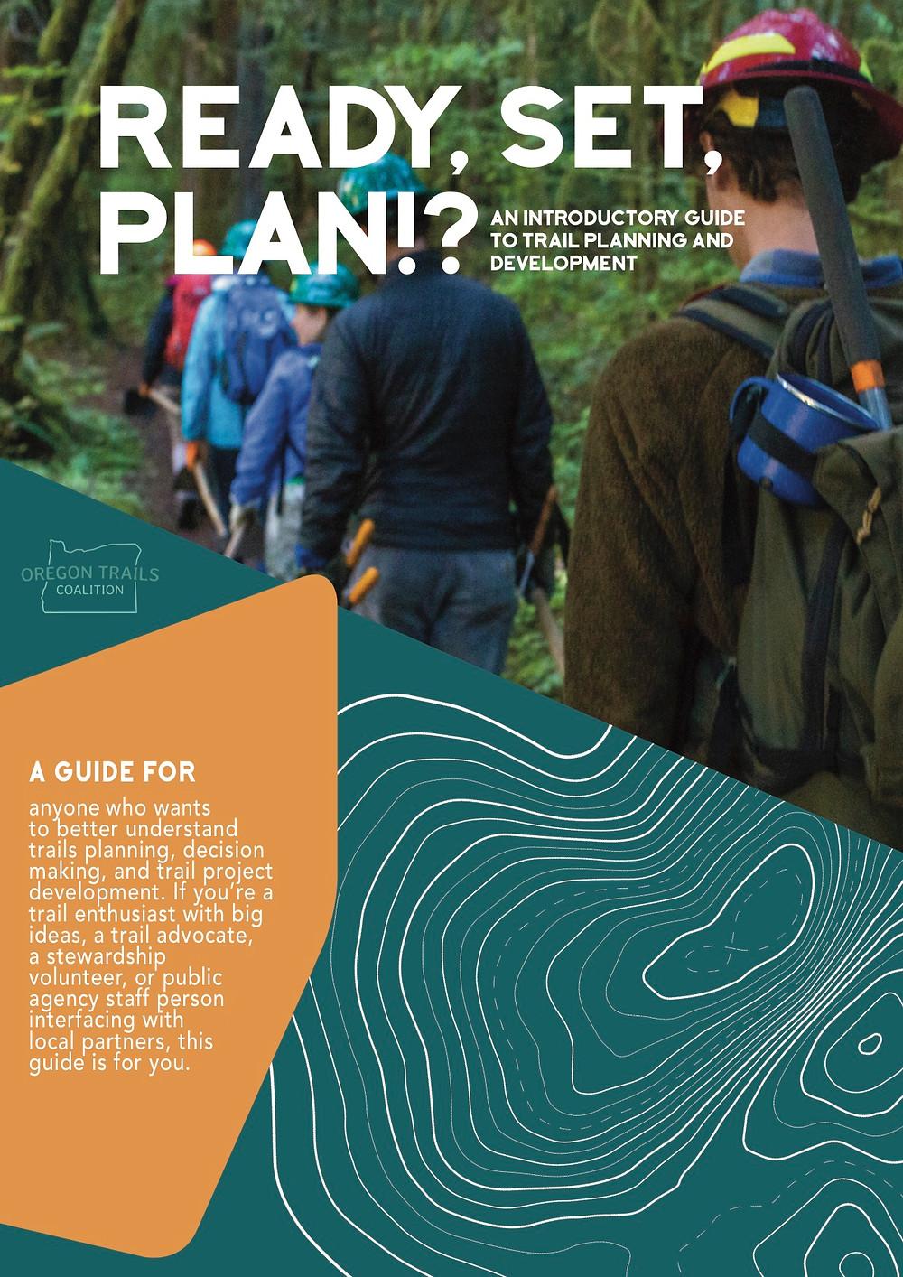 Ready, Set, Plan cover