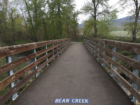 Trails are Critical for Safe Transportation and Connect Oregon is a Critical Funding Source for Trai