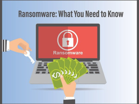Ransomware: A Report from the Frontlines
