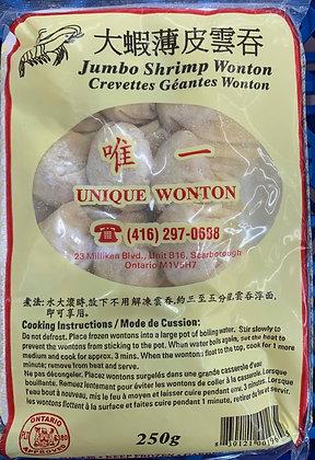 Jintian Shrimp Wonton (250G)