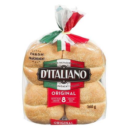 D'Italiano Hamburger Bread