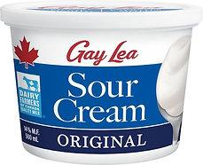 Gay Lea Foods Gay Lea Sour Cream 14% M.F.(500ml)