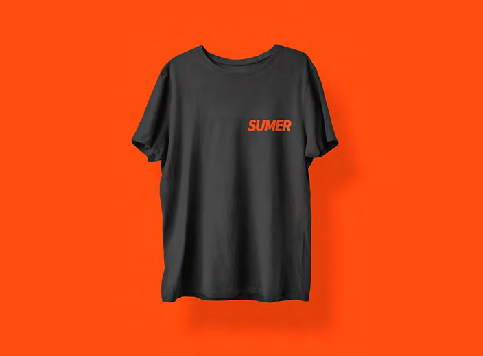 Sumer Logo T-shirt
