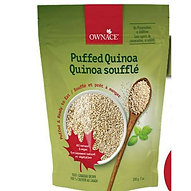 Ownace puffed quinoa 200g
