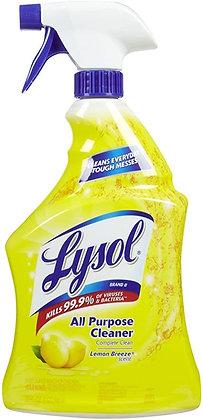 Lysol Disinfectant Spray Lemon 650mL