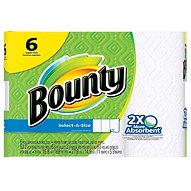 Bounty Paper Towel (6)