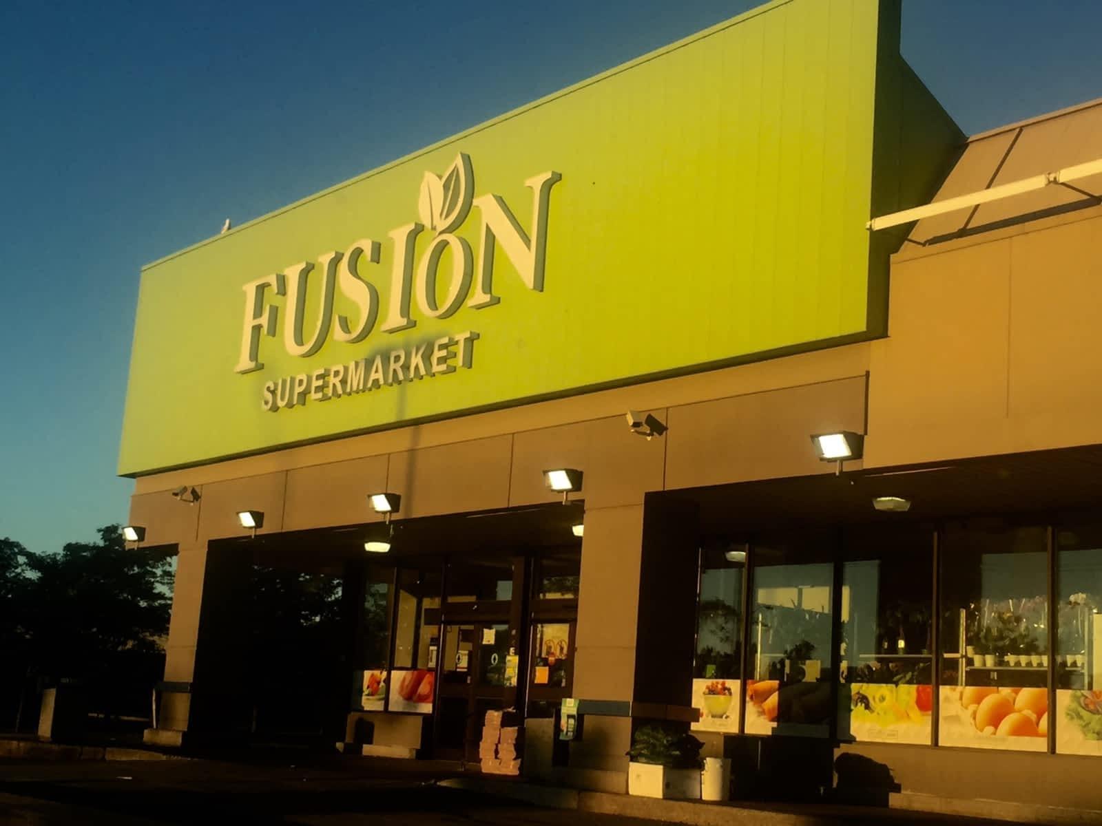 Fusion Supermarkets