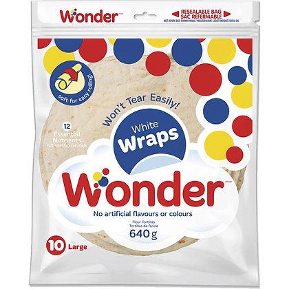 Wonder wrap (white, large)