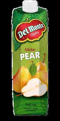 Del Monte pear nectar(960ml)
