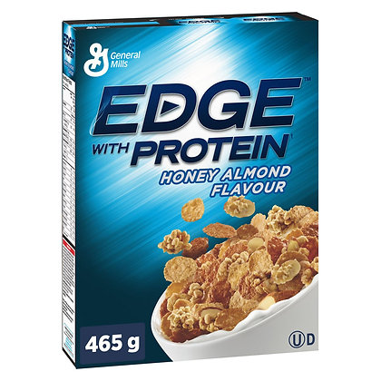 Edge with Protein Honey Almond Cereal