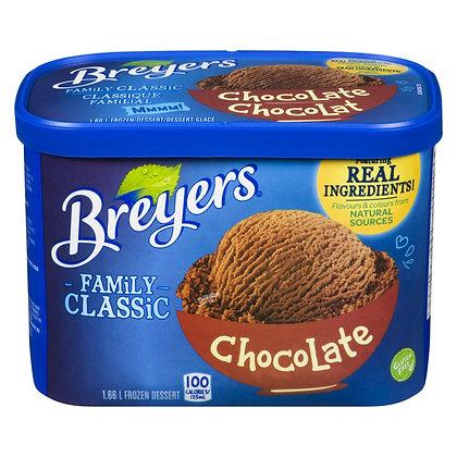 Breyer's Chocolate Ice Cream (1.66L)