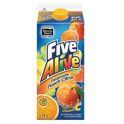 Five Alive Passionate Peach