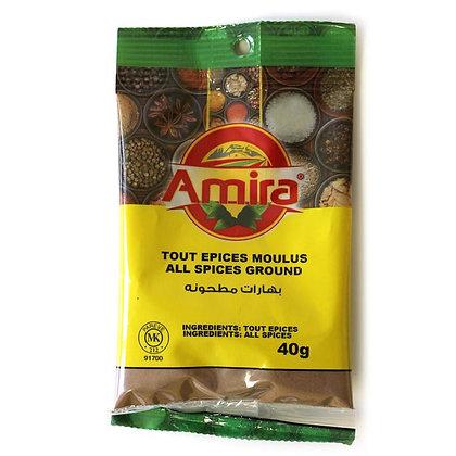 Amira Allspice Ground 40g