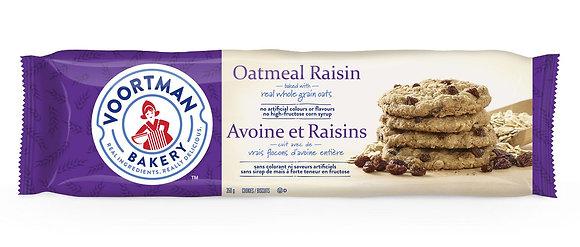 Voortman Bakery Oatmeal Raisin Cookies