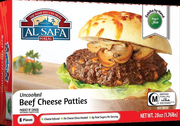 AL SAFA Beef Cheese Burger