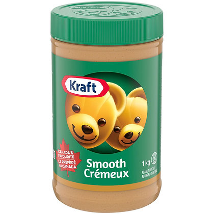 Karft Peanut Butter Smooth (L)