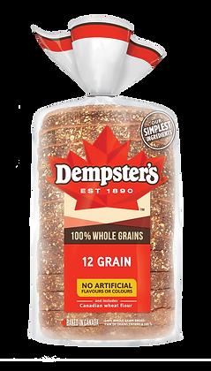 Dempster'S Whole 12 Grain Bread