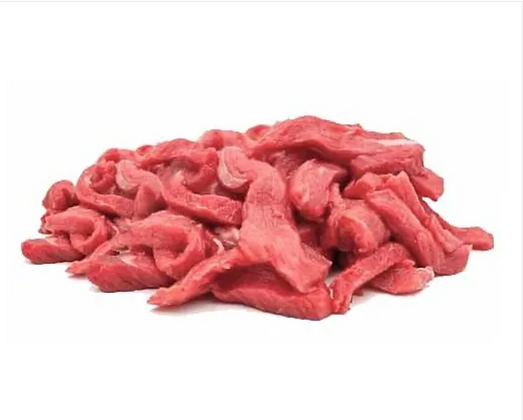 Beef slice for stir fry (approx 230g)