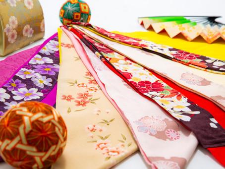 Hijab dengan Pola Kimono dari Yumeyakata