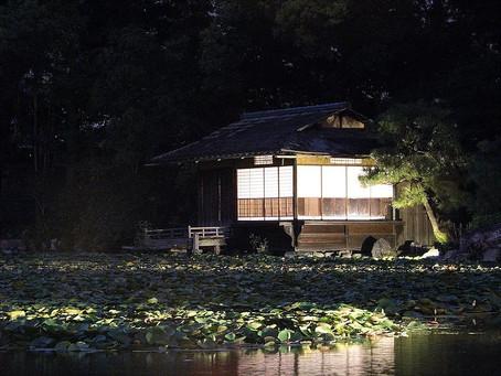 Light Up di Taman Shosei-en