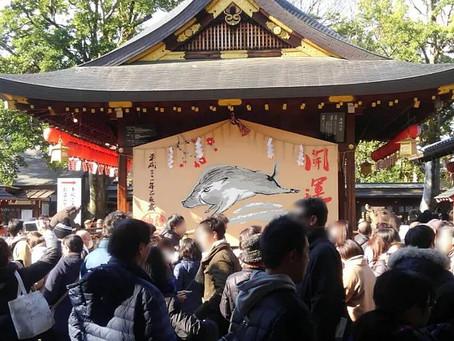 Inoshishi Temple (Kuil Babi Hutan)