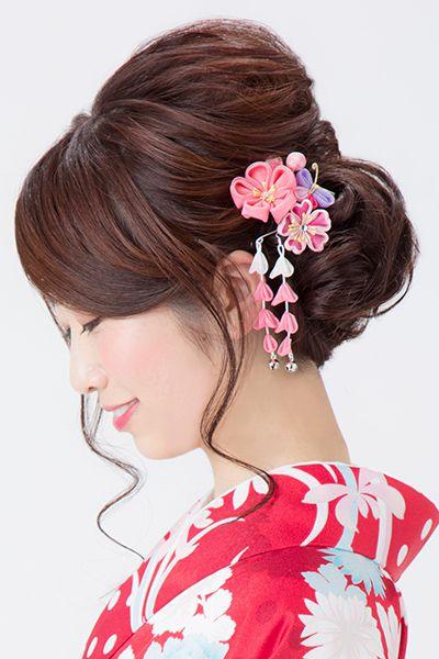 photoshoot dengan kimono